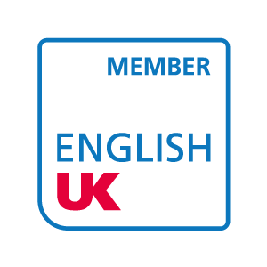 English UK member logo