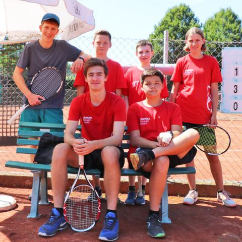 alpadia freiburg camp tennis students