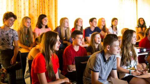 Movie night with Alpadia Berlin-Wannsee Summer camps