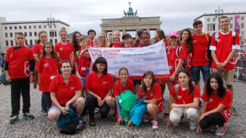 Sightseeing with Alpadia Berlin-Werbellinsee Summer camps