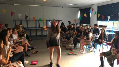 Disco Night with Alpadia Biarritz Summer camps