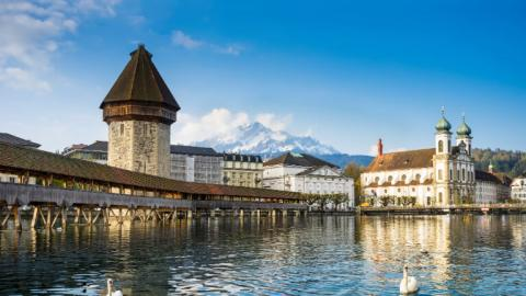 Trips to Lucerne with Alpadia Engelberg Summer Camp