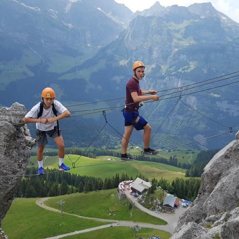 Alpadia Engelberg Premium+ Adrenalin activities