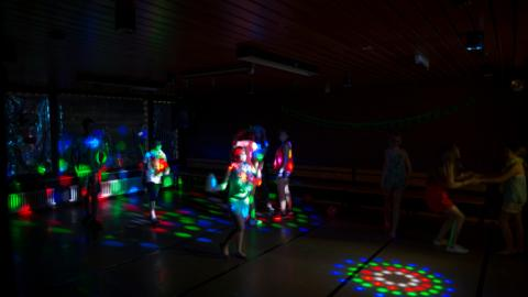 Disco Night with Alpadia Frankfurt Summer camps