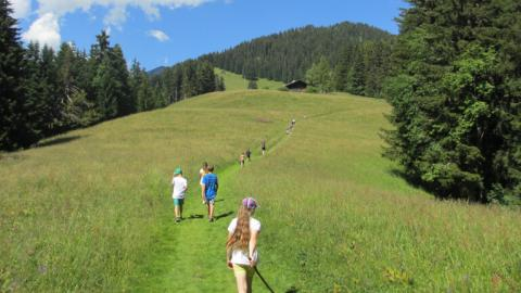 Hiking adventures with Alpadia Leysin Language Camp