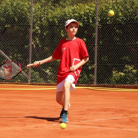 Alpadia London-Surrey Summer Camp Premium+ Tennis activity
