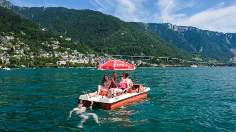 Alpadia Montreux Riviera Summer Camp weekend activities