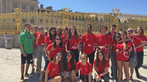 Sightseeing with Alpadia Paris-Igny Summer camps