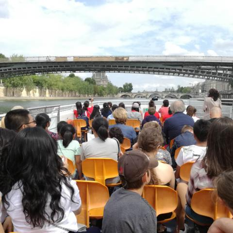 Paris-Igny Summer Camp Premium+ City activity