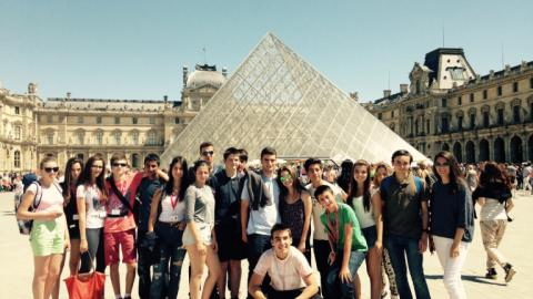Sightseeing with Alpadia Paris Passy Summer camps