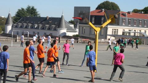 Outdoor sports with Alpadia Paris-Passy Summer camps