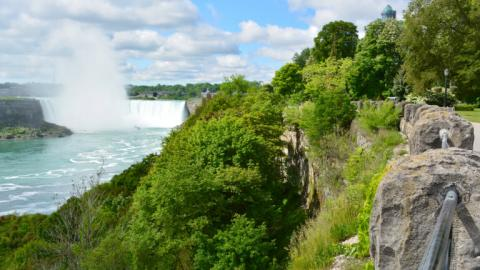 Nature walks in the Niagara , Toronto