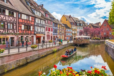 Excursions to Colmar, Germany