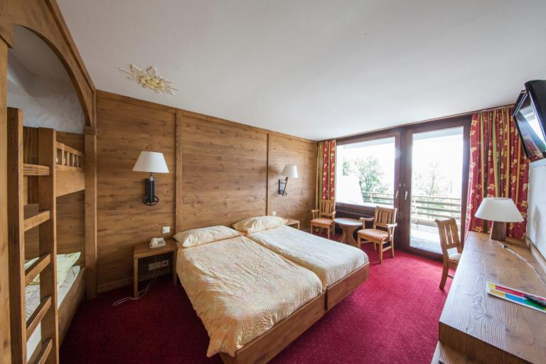 Alpadia Leysin Summer Camp accommodation gallery