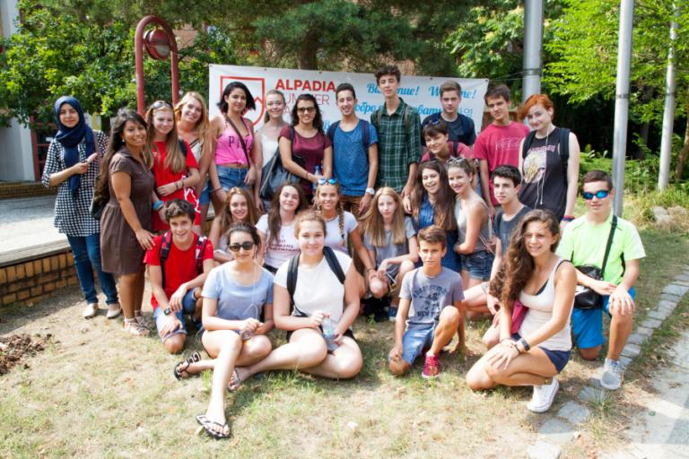 Alpadia Berlin-Wannsee German Summer Camp - gallery