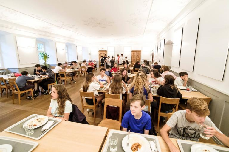 Engelberg Summer Camp - school gallery
