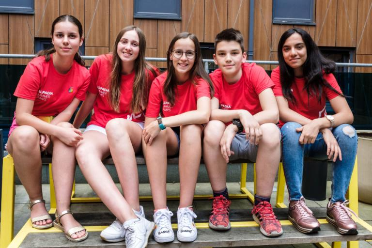 Alpadia London City English Summer Camp - gallery