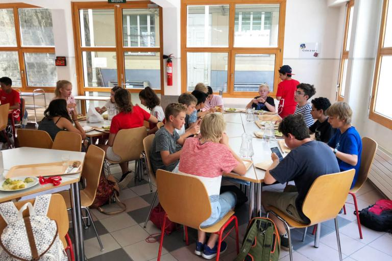 Alpadia Montreux Riviera Summer Camp - school gallery