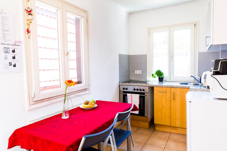 Alpadia Freiburg student apartment accommodation