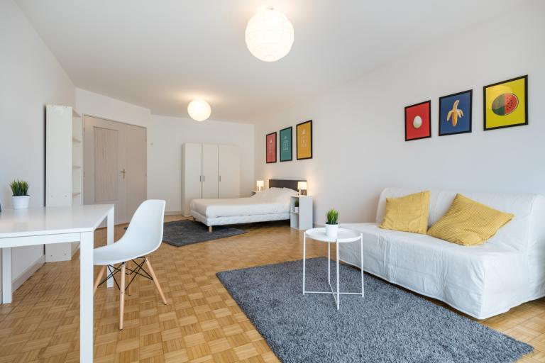 Alpadia Lyon student apartment accommodation