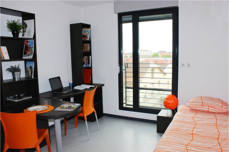 Alpadia Lyon student residence accommodation