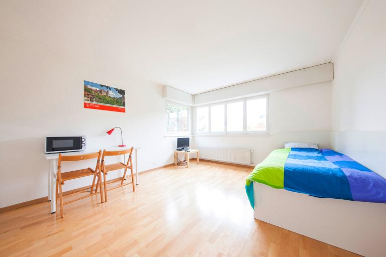 Alpadia Montreux studio accommodation