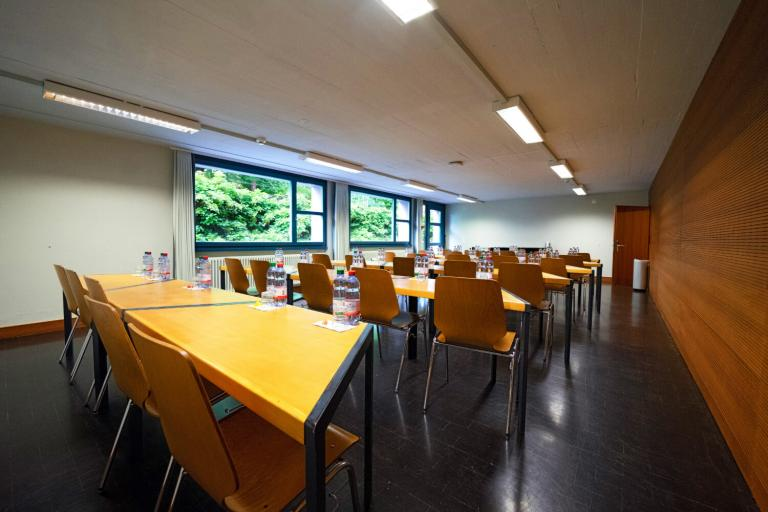 Alpadia Zurich language school - school gallery